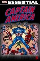 Essential Captain America - Volume 3