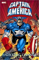 Captain America: Fighting Chance - Acceptance