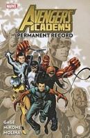 Avengers Academy: Permanent Record
