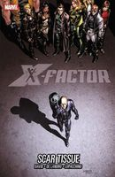 X-Factor - Volume 12: Scar Tissue