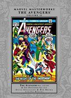 Marvel Masterworks: The Avengers Vol. 12