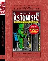 Marvel Masterworks: Atlas Era Tales to Astonish, Volume 4