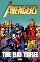 Avengers: The Big Three