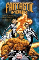 Fantastic Four - Volume 1: New Departure, New Arrivals