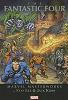 Marvel Masterworks: The Fantastic Four Vol. 9