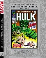 Marvel Masterworks: The Incredible Hulk Vol. 3