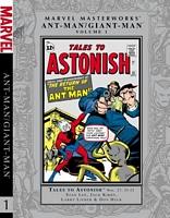 Marvel Masterworks: Ant-Man Giant-Man, Volume 1