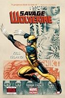 Savage Wolverine Volume 1: Kill Island