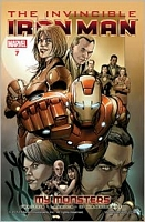 Invincible Iron Man, Volume 7: My Monsters
