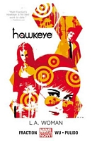 Hawkeye, Volume 3: L.A. Woman