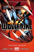 Wolverine - Volume 1: Hunting Season