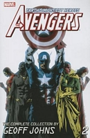 Avengers: The Complete Collection by Geoff Johns - Volume 2
