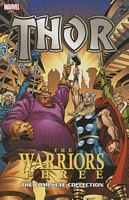 Thor: The Warriors Three: The Complete Collection
