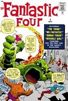 The Fantastic Four Omnibus Volume 1