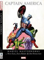 Marvel Masterworks: Captain America Vol. 3