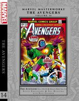 Marvel Masterworks: The Avengers Vol. 14