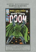 Marvel Masterworks: Marvel Rarities Volume 1