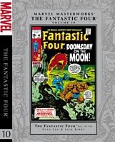 Marvel Masterworks: The Fantastic Four Vol. 10