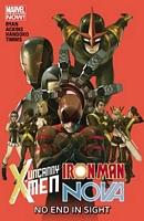 Uncanny X-Men/Iron Man/Nova: No End in Sight