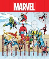 Marvel Famous Firsts: 75th Anniversary Masterworks Slipcase Set