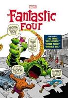Marvel Masterworks: The Fantastic Four Vol. 1