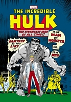 Marvel Masterworks: The Incredible Hulk Vol. 1