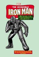 Marvel Masterworks: The Invincible Iron Man, Volume 1