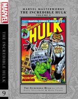 Marvel Masterworks: The Incredible Hulk Vol. 9