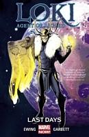 Loki: Agent of Asgard Volume 3: Last Days