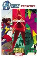 A-Force Presents Vol. 4