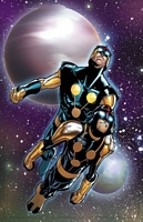 Nova: The Human Rocket Vol. 1: Burn Out