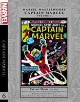 Marvel Masterworks: Captain Marvel, Volume 6