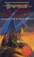 Second Generation by Margaret Weis; Tracy Hickman
