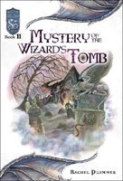 Mystery of the Wizard's Tomb by Rachel Plummer