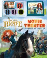 Brave Movie Theater Storybook