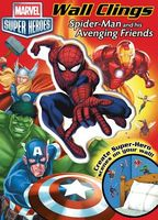 Spiderman & His Avenging Friends!