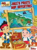 Jake's Pirate Map Adventure