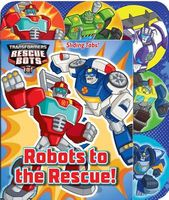 Robots to the Rescue!