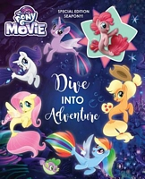 My Little Pony: The Movie: Storybook with Collectible Toy