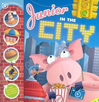 Junior in the City: A Spinwheels Book