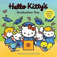 Hello Kitty on Graduation Day