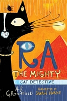 Ra the Mighty: Cat Detective of Pharaoh's Court