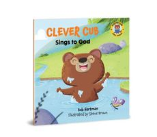 Clever Cub Sings to God