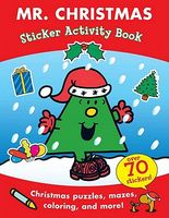 Mr. Christmas: Sticker Activity Book