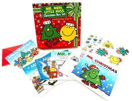 Mr. Men Little Miss Christmas Box Set