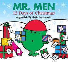 Mr. Men: 12 Days of Christmas