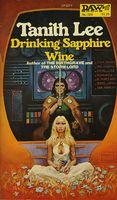 Drinking Sapphire Wine