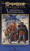 Dragons of Winter Night by Margaret Weis; Tracy Hickman