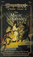 The Magic of Krynn by Margaret Weis; Tracy Hickman