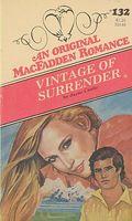 Vintage of Surrender